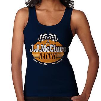 Burt Reynolds JJ McClure kilpa Cannonball ajaa naisten Vest