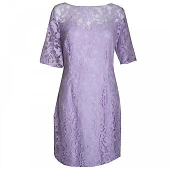 Montique Dara Lace Shift Dress