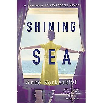 Glänzenden Meer von Anne Korkeakivi - 9780316307864 Buch