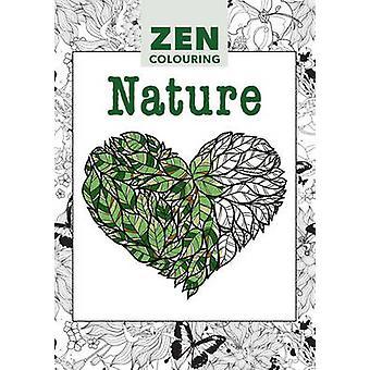 Zen Colouring - Nature by GMC Editors - 9781784941208 Book