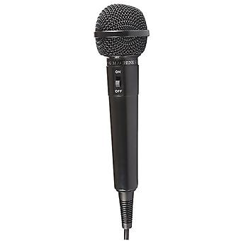 TechBrands Low Cost Unidirectional Dynamic Microphone