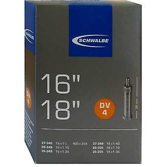 SCHWALBE DV 4 cykel tube 16″