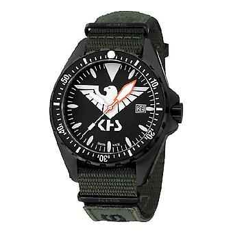 KHS MissionTimer 3 mens watch watches Eagle one KHS. MTHS. NXTO1