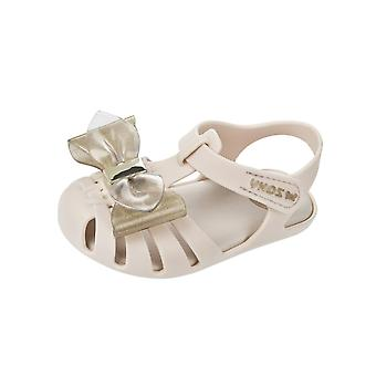 Zaxy Baby Glamour Bow Girls Toddler Sandals - Ivory