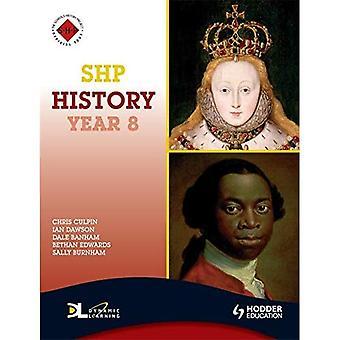 Geschichte: Schülers Buch Jahr 8 (Schulen Projektgeschichte)