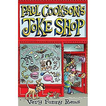 Boutique de blague de Paul Cookson: Selected Poems Paul Cookson