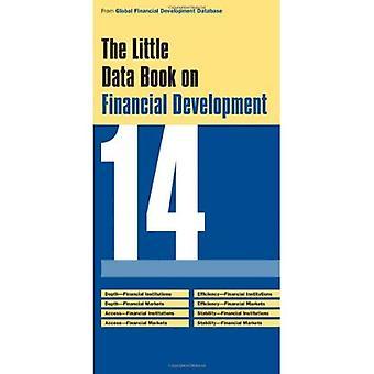 Das Büchlein Daten auf finanzielle Entwicklung (globale finanzielle Entwicklung Report)