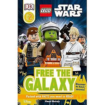 Lego Star Wars: Free the Galaxy (DK Readers: Level 2)