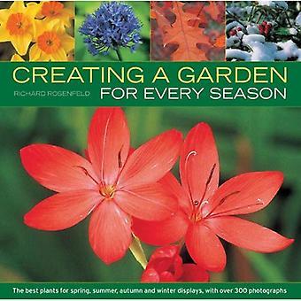 Créer un jardin pour toutes les saisons