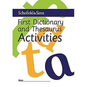 First Dictionary and Thesaurus Activities by Carol Matchett - 9780721