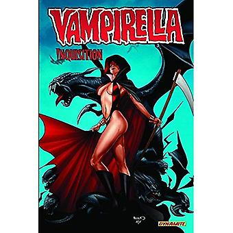 Vampirella Volume 4: Inquisitie (Vampirella (dynamiet))