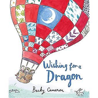 Wishing for a Dragon by Becky Cameron - 9781444936223 Book