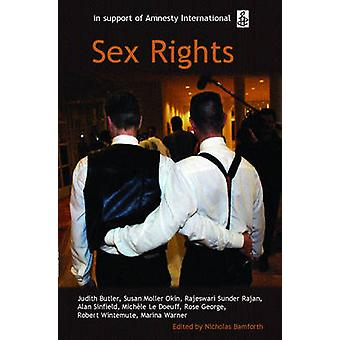 Sex Rights The Oxford Amnesty Lectures 2002 by Bamforth & Nicholas