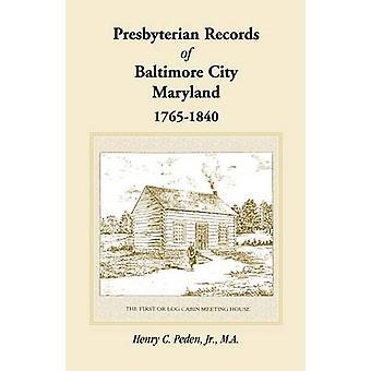 Presbyterian poster af Baltimore City Maryland 17651840 af Peden Jr. & Henry C.