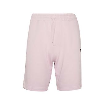 Lyle & Scott  Dusky Lilac Jersey Cotton Shorts