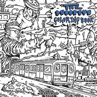 The Brooklyn Coloring Book 1