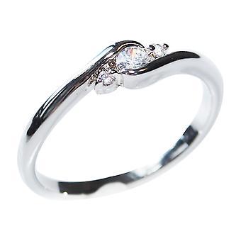 Women's Elegantly Designed, Minimalist Engagement Ring