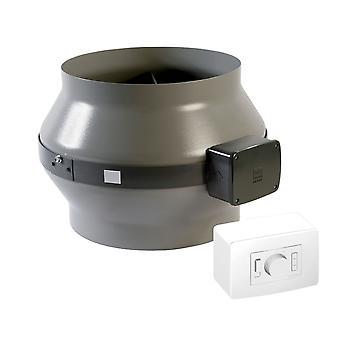 Wbudowany wentylator CA-MD EP metalu w różnych rozmiarach IP44