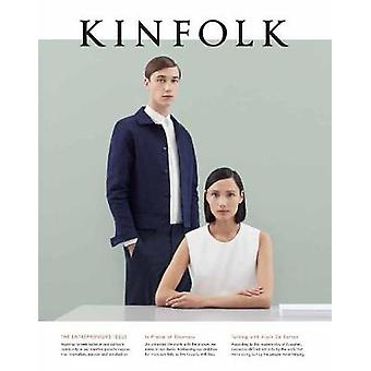 Kinfolk - The Entrepreneurs Issue by Kinfolk - 9781941815144 Book