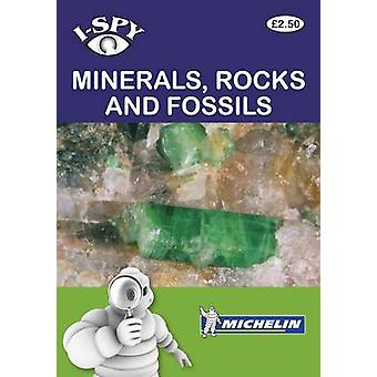 i-SPY Minerals - Rocks and Fossils by i-SPY - 9782067174870 Book