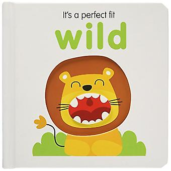 It's a Perfect Fit - In the Wild by Yoyo Books - 9789463602594 Book