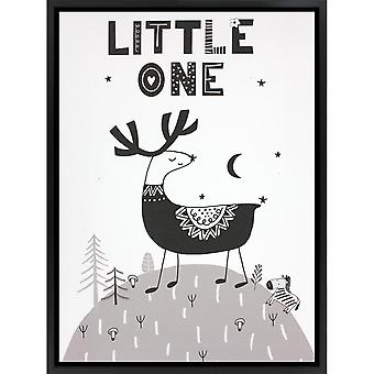 Grindstore Little One Canvas Print