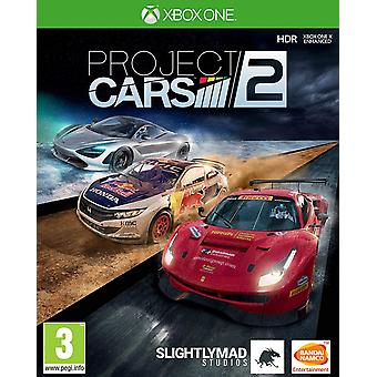 Project Cars 2 Xbox One Game (English/Polish Box)