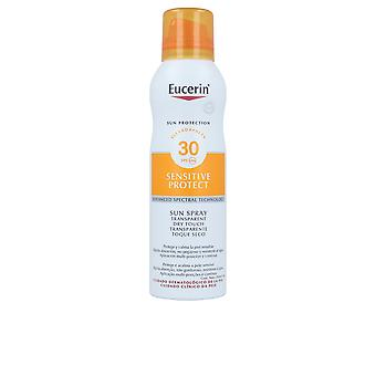 Eucerin Sensitive Protect zon spray transparante Dry Touch Spf30 Unisex