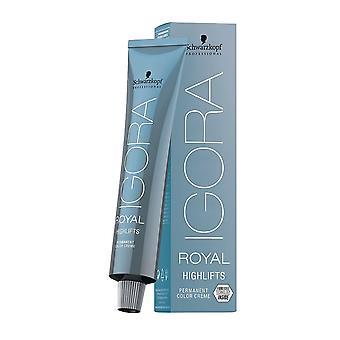 Schwarzkopf Igora Royal Permanent Capelli Colore - 12-0 Biondo Naturale