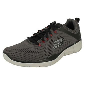 Mens Skechers Relaxed Fit Trainers Equalizer 3.0 52927