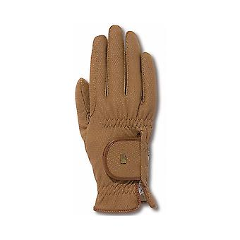 Roeckl Roeck-grip (chester) Horse Riding Gloves - Caramel