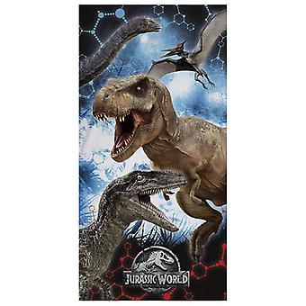 Jurassic Park dinosaurussen strandlaken