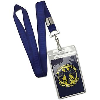 Lanyard - One-Punch Man - Associazione Eroi Nuovo ge37868