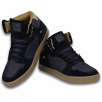 Shoes - Sneaker High - Denim Navy