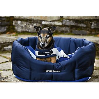 Rambo Dog Bed - Navy/witney Navy