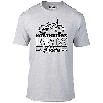 Men's northridge bmx riders t-shirt