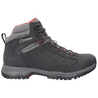 Berghaus Black/red Mens Expeditor Ridge 2.0 Walking Boots