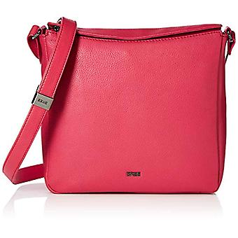 BREE Collection Lia 2 Jazzy Cross Shoulder M S19 - Donna Rosa (Jazzy) 8x25x26 cm (B x H T) shoulder bags