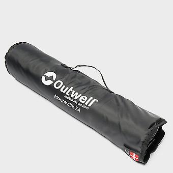 New Outwell Mountville 5A Tent Carpet Grey