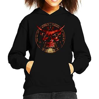 Alchemy Sixth Seal Kid's Hooded Sweatshirt