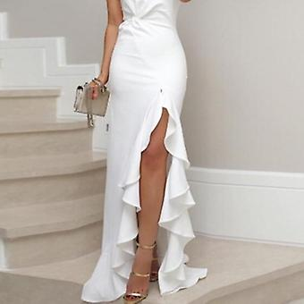 Sleeveless Evening Party Elegant Dress