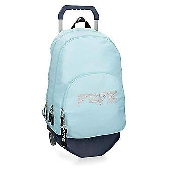Pepe Jeans Uma Backpack - 44 cm - 20.46 liters - Blue 63924N3