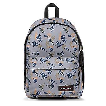 Eastpak OUT OF OFFICE Casual Backpack - 44 cm - 27 liters - Multicolor (Scribble Local)