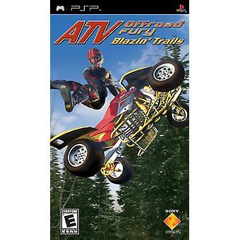 ATV Offroad Fury Blazin Trails (PSP) - New