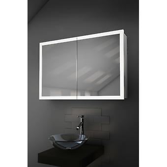 Xava Edge fürdőszoba szekrény Demister, érzékelő & borotva k466