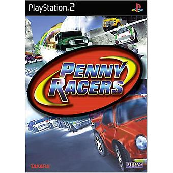 Penny Racers (PS2) - New