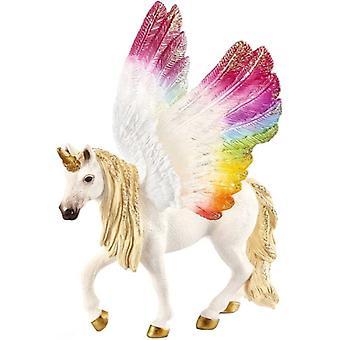 Schleich Bayala, regnbueørret-foal 15 cm