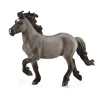 CollectA 88826 Dun? Stallion islandese (blu)