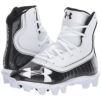 Under Armour Kids' Highlight Rm Jr. Football Shoe