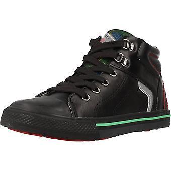 Pablosky Stiefel 958610 Farbe Schwarz
